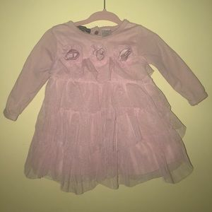 Other - Pink dress. Size 9 mo.